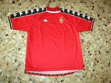 Maillot shirt jersey trikot ancien AS MONACO  1999-2000  AWAY KAPPA  XL
