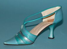 """Just the Right Shoe, Raine, """"Drops of Jupiter"""" mixed media miniature # 25433"""