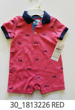 Polo Ralph Lauren Baby Toddler Clothing Romper 3 Months New w/ Tag #30