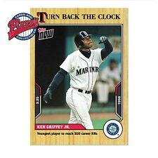 Ken Griffey Jr. - 2021 MLB TOPPS NOW® Turn Back The Clock - Card 178 Presale