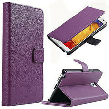 Shockproof Phone Leather Flip Wallet Cover Pouch Case Stand For Samsung Galaxy