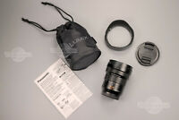 🔥 Panasonic Leica DG Vario-Elmarit 8-18mm F/2.8-4 ASPH Wide Lens MFT Blackmagic
