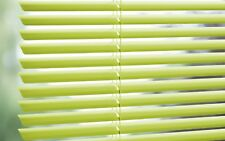 B&Q Colours Venetian Blind in Green 180 cm wide x 160 cm drop.