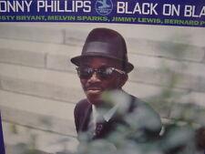 SONNY PHILLIPS BLACK ON BLACK PRESTIGE RECORDS PR-10007 LIMITED EDITION RARE LP