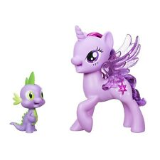 My Little Pony - Princess Twilight & Sparkle Spike - The Dragon Friendship Duet