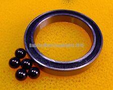 4PCS 6701-2RS (12x18x4 mm) Hybrid Ceramic Chrome Metal Bearing Bearings 6701RS