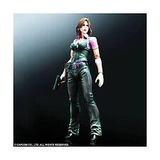 Resident Evil 6 Play Arts Kai Helena Harper Action Figure Free Shipping