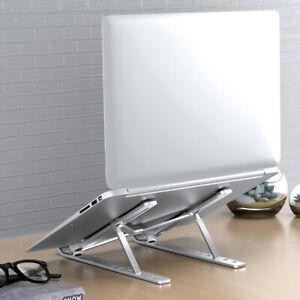 Desktop Tablet Laptop Stand Notebook Holder Folding Adjustable Cooling Stand 7C