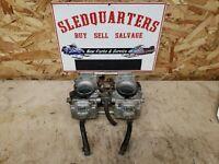 2000 Polaris 500 XC SP Gen 2 99 00 01 600 Carburetors Carbs Carburetor Carb 38mm