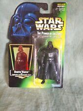1997 Star Wars Darth Vader POTF  Green Card Collection 3 Action Figure