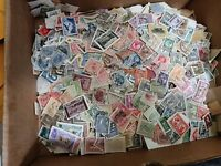 (200) pick Lot Used.  & Unused  - Older Worldwide Stamps - Great Selection!