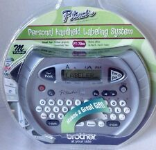 Personal Handheld Labeling System Brother PT70 BM M Tape Home or Office New
