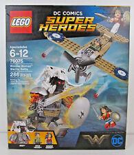 Lego Wonder Woman Warrior Battle 76075 - NEW & SEALED - RETIRED