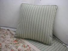 NEW Custom Ralph Lauren Cole Brook Stripe Throw Pillow 16 inch Inv Zipper Close