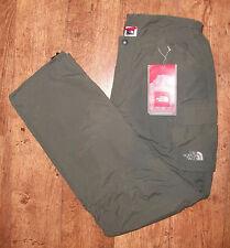 NUOVO NORTH FACE Cachi Verde Sci Snowboard Cargo Combat Pantaloni Pantaloni Pantaloncini 36 32