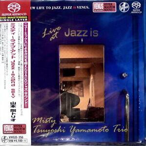 VENUS RECVHGD-356 Tsuyoshi Yamamoto Trio Misty Live at Jazz is SACD 2nd set 2019