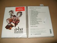 a-ha  MTV Unplugged  Summer Solstice DVD 2017 NEW & SEALED
