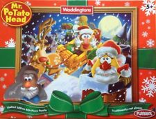 MR POTATO HEAD JIGSAW 60 PIECES WITH A LIMITED EDITION TATER CLAUS NEW/SEALED