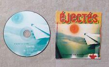 """CD AUDIO MUSIQUE / ÉJECTÉS """"CITOYENS DU MONDE"""" CD ALBUM 16T 2003 CARBOARD SLEEVE"""