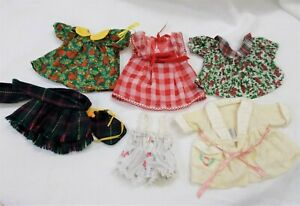 Muffy VanderBear Clothing Dresses Lot of 6 Items