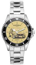 KIESENBERG Uhr - Geschenke für Opel Corsa E Fan 4647