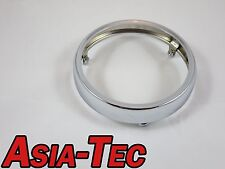 SCHEINWERFER RING HEADLIGHT RIM HONDA SS50 DAX CHALY