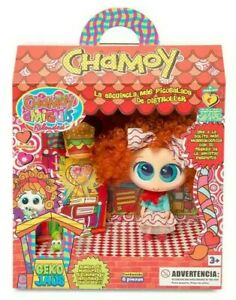Muñeca Chamoy Rilouded Geco Jaus Distroller Chamoy Amiguis 11.4inch tall