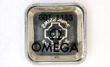 OMEGA original watch parts 601  1113 setting wheel N.O.S.  Rust damage (0119OM)