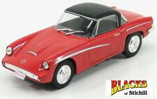 Edicola Models 1:43 Scale 1961 FSO Syrena Sport Coupe Red Diecast Model Car