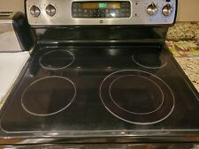 Well Maintained Ge electric stove