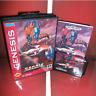 Sagaia 16 bit SEGA MD Game Card Boxed With Manual For Sega Mega Drive Genesis