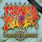 "Morbid Angel ""Abominations De La Désolation"" CD - NEUF"