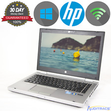 "HP EliteBook 8470p 15.6"", i5-3320M 2.6GHz, 500GB, 4GB, Windows 7 (AF)"