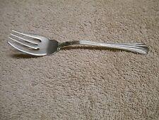 "Reed & Barton Eighteenth Century Sterling Silver 6.5"" Salad Fork NO MONO"