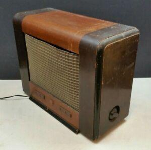 Ekco A110 Vintage 1950s Valve Radio