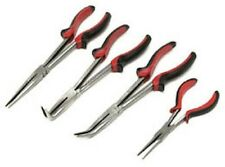 Four Piece Dual Cushion Long Nose Pliers Set Wilmar Performance Tool