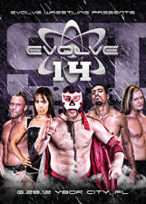 EVOLVE Pro Wrestling 14: El Generico, Samuray Del Sol, Sara Del Rey John Moxley