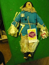"""1987 WIZARD OF OZ Doll by Presents Hamilton Gifts SCARECROW 12+"""" ...SALE"""