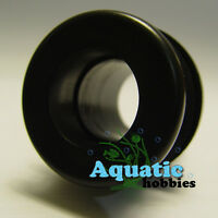 "1"" Bulkhead Fitting Slip x Slip Aquarium Pond"