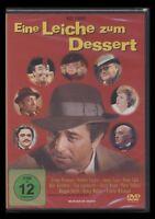 DVD EINE LEICHE ZUM DESSERT - PETER FALK + DAVID NIVEN + PETER SELLERS ** NEU **