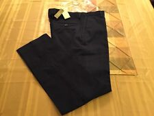 J.Crew Ludlow Suit Pant in Italian Chino, Admiral Blue, 31X32, NWT!, See Pics!