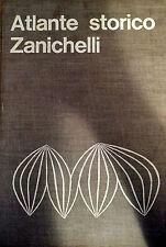 ATLANTE STORICO ZANICHELLI 1966