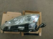2009-10 LEXUS IS250 IS350 ISF HEADLIGHT ASSEMBLY OEM DRIVER SIDE LEFT