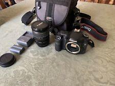 Canon EOS 40D 10.1MP Digital SLR Camera - Black (Kit w/ EF IS USM 28-135mm Lens)