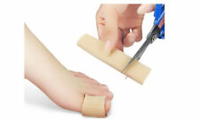 "2 Gel 4"" long Finger/Toe Sleeve Tubes Gel Liners to Prevent Corn Cal 00006000 lus Blisters"