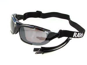 Ravs Sport Goggles - Cycling Glasses - - Protective Contrast Enhanced