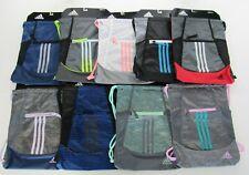 Adidas Alliance II Sack Pack Bag Nwt