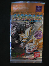 Booster Dragon Ball Z DBZ Carddass Power Level Le grand Combat Part 7 Fr - 1997