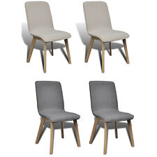 Elegant #2/4/6x Stühle Stuhl Stuhlgruppe Hochlehner Esszimmerstühle Esszimmerstuhl  Eiche