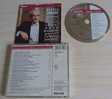 CD CLASSIQUE GUSTAV LEONHARDT HARPSICHORD RECITAL BACH COUPERIN PURCELL RAMEAU